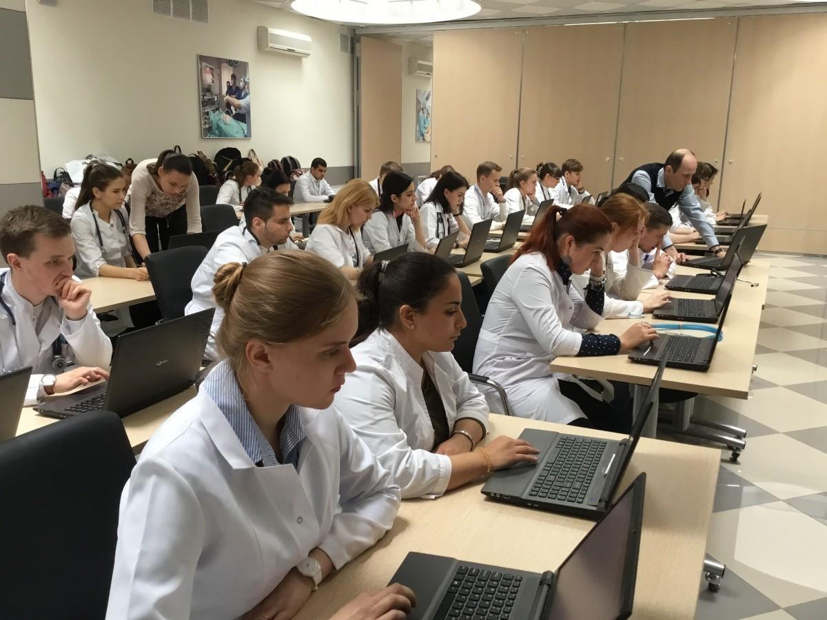 Пробную аккредитацию по специальности «Лечебное дело» провели в Сеченовском Университете