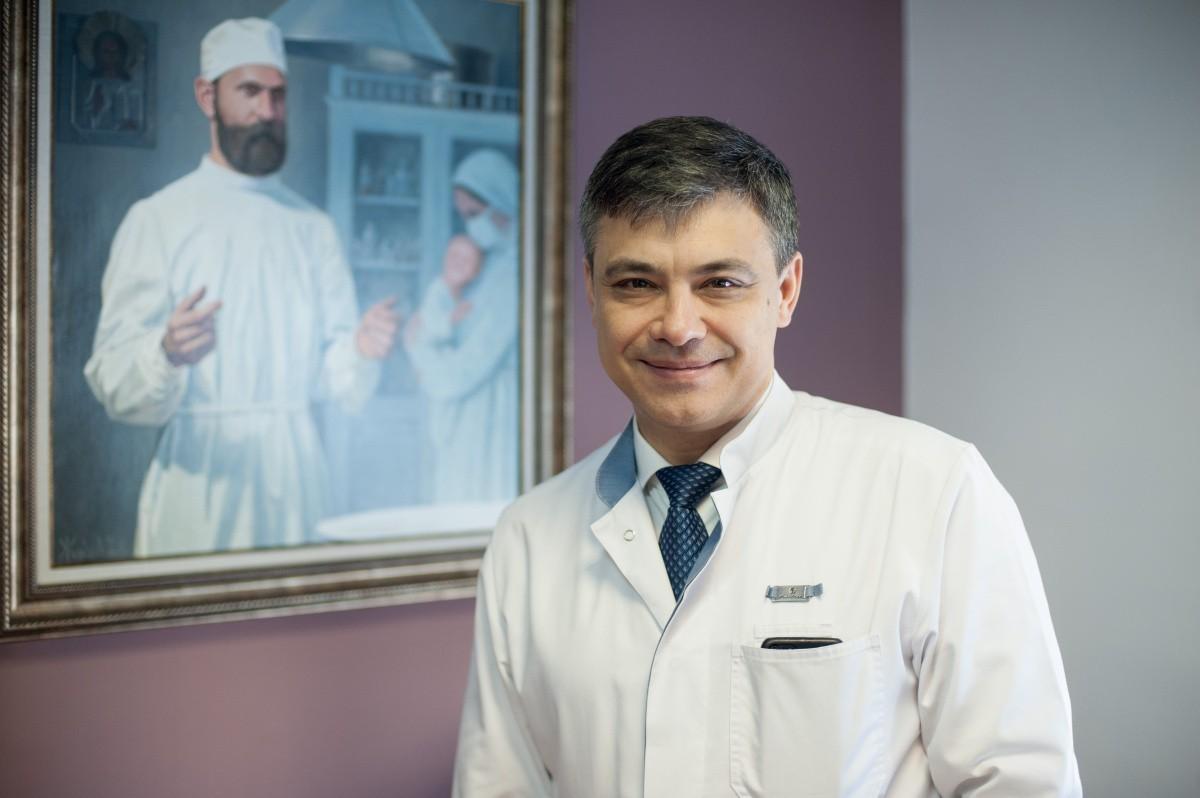 Краткий курс хирургии
