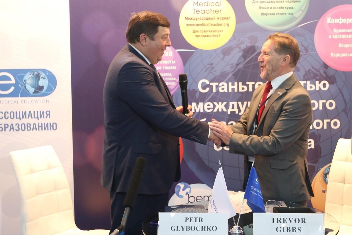 Международные стандарты качества подготовки  врачей будут формироваться в Сеченовском университете