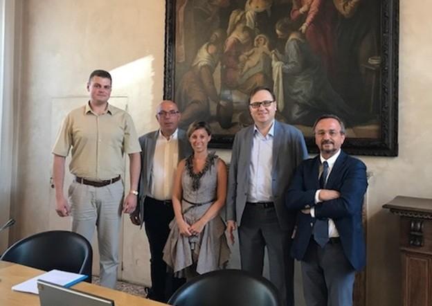 Перспективы сотрудничества с Университетом Вероны