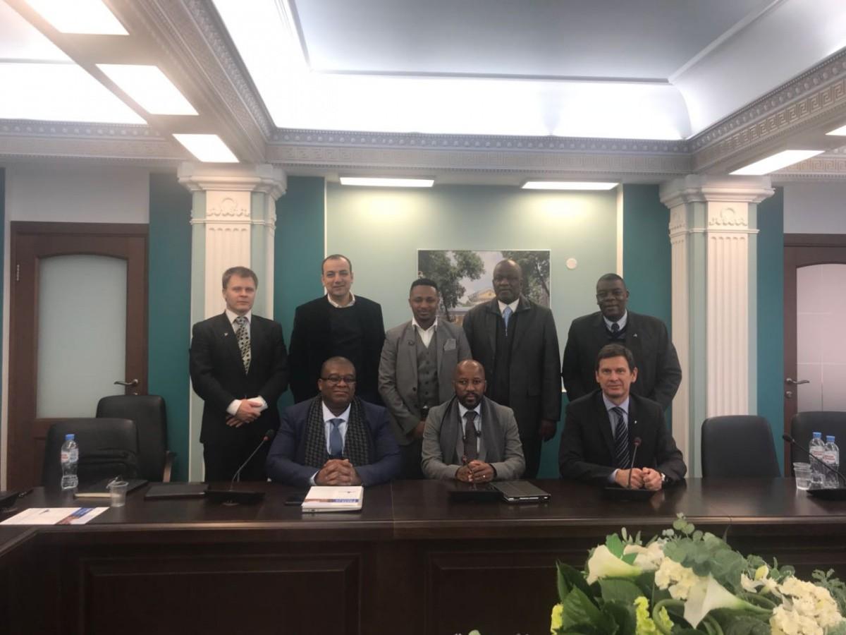 Расширение сотрудничества с ЮАР в подготовке медицинских кадров