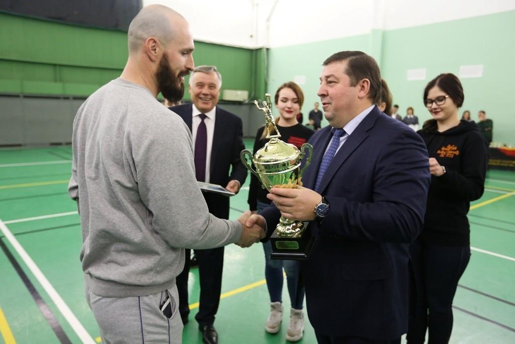 Кубок ректора - 2017