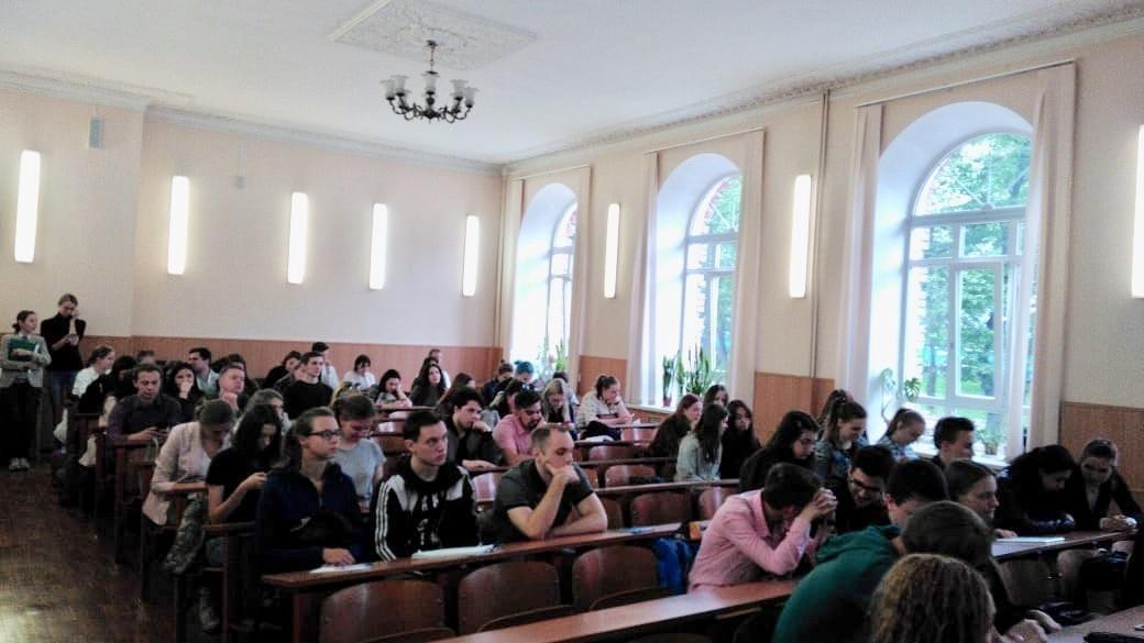 Новый уровень обучения для студентов Института фармации