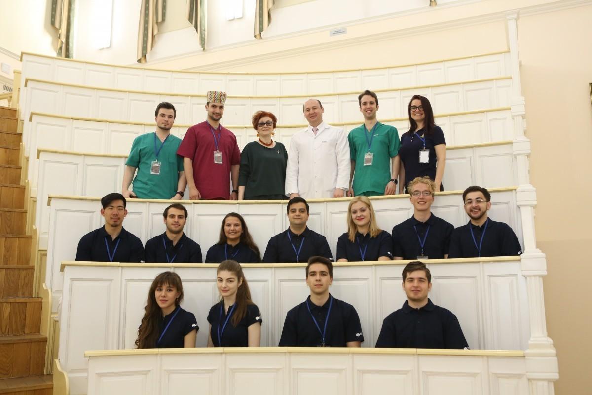 Наука молодая: летняя школа по онкоурологии и реконструктивной хирургии мочеполового тракта