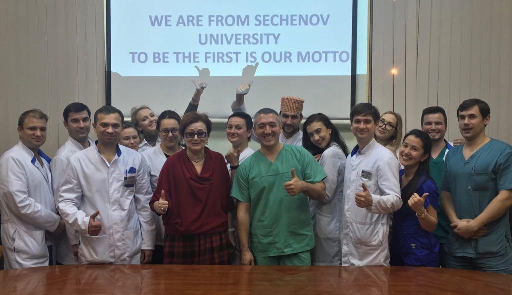 «Сеченовцы» готовятся к международным научным баттлам
