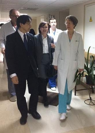 Кооперация врачей России и Японии: сотрудничество на благо пациентов