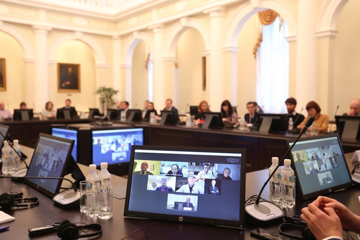Заседание Международного экспертного совета