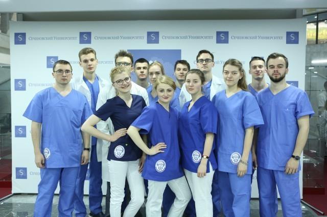 Студенческая олимпиада по хирургии – лучшие из лучших в Сеченовском университете