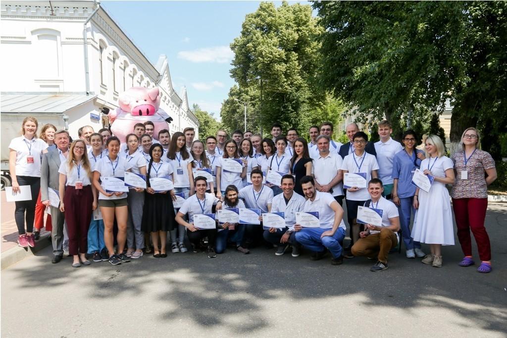 Российско-Британская Летняя Школа – совместное движение вперёд
