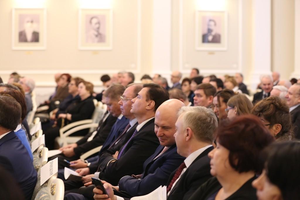 Задачи по развитию университета обсудили на Ученом совете