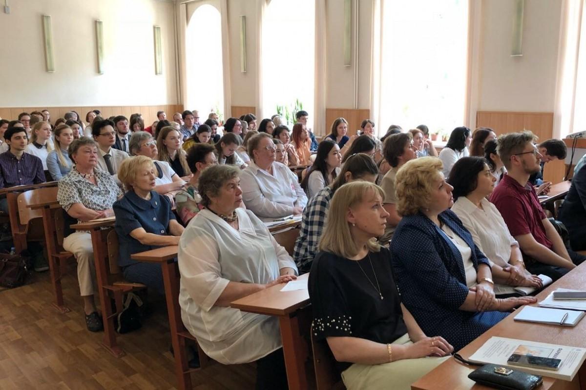 Конференция по фармации в Сеченовском университете