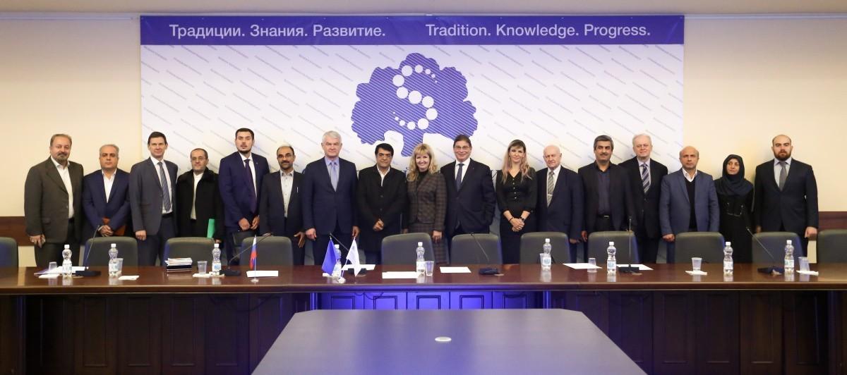 Россия – Иран: сотрудничество и академический обмен-2018