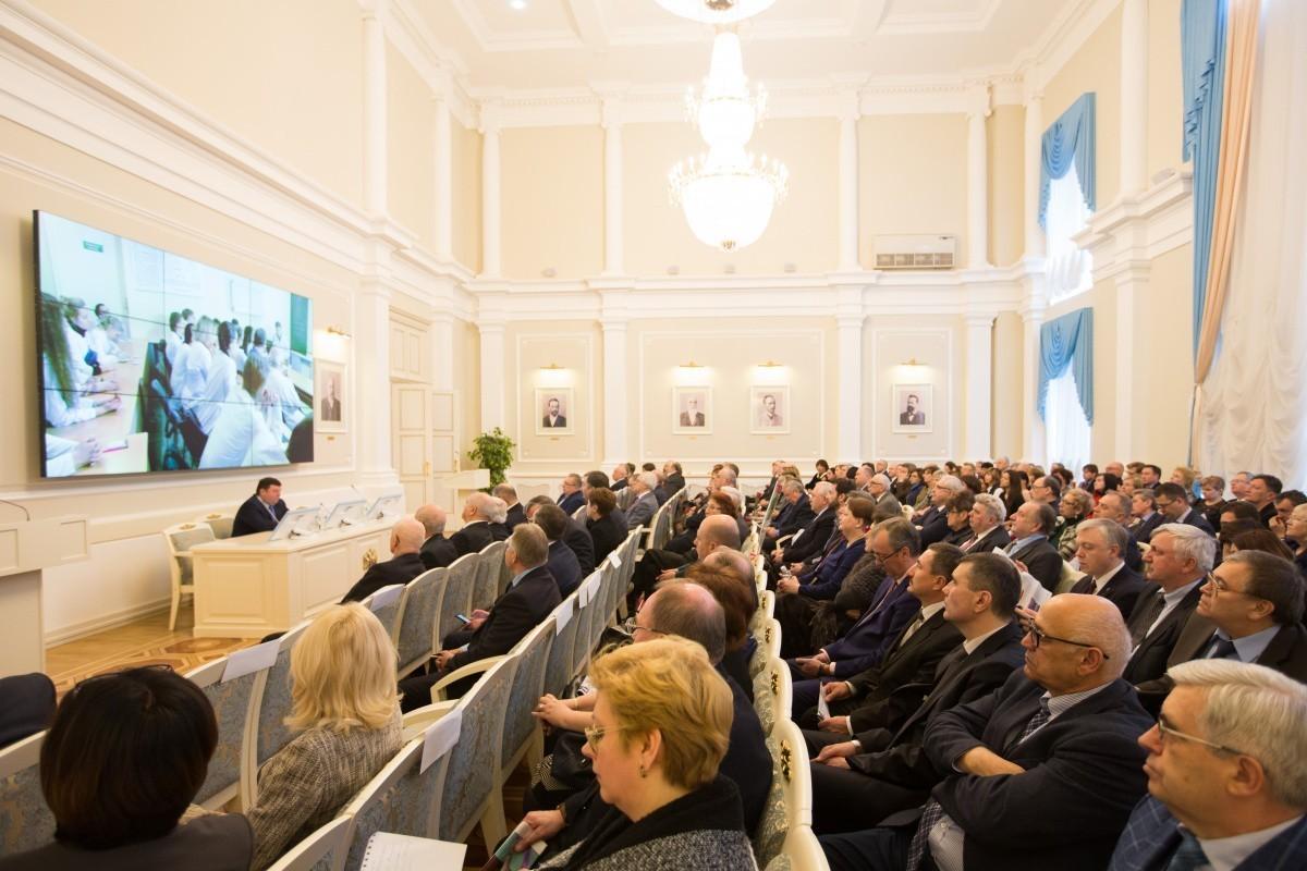 Ученый совет принял решение о создании инновационных институтов