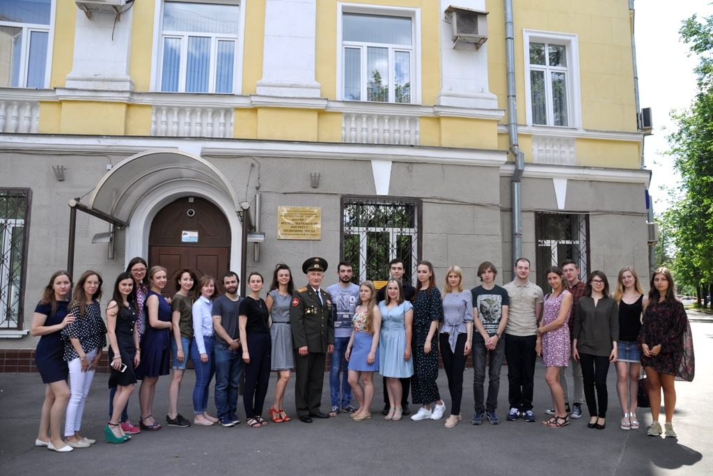 Первый в Сеченовском университете экзамен для будущих радиобиологов