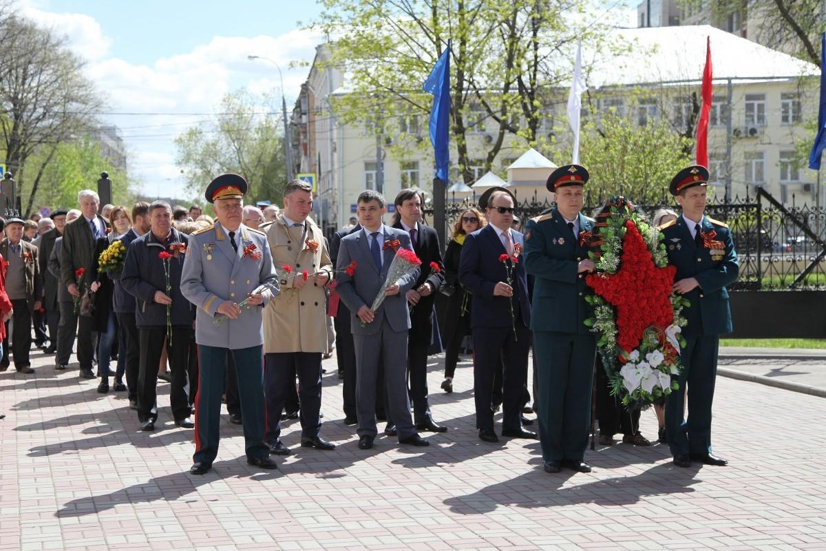 День Победы в Сеченовском университете: Мы помним, мы гордимся!