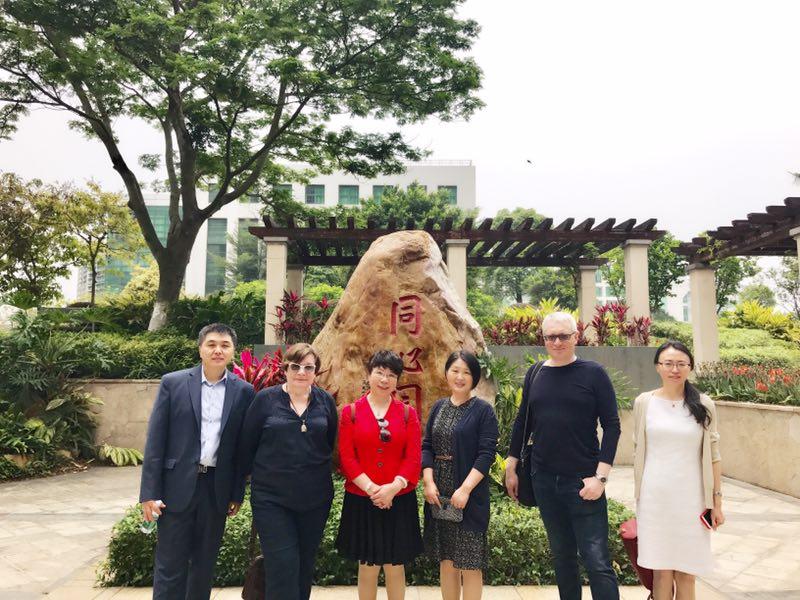 Развиваем сотрудничество с университетами Китая