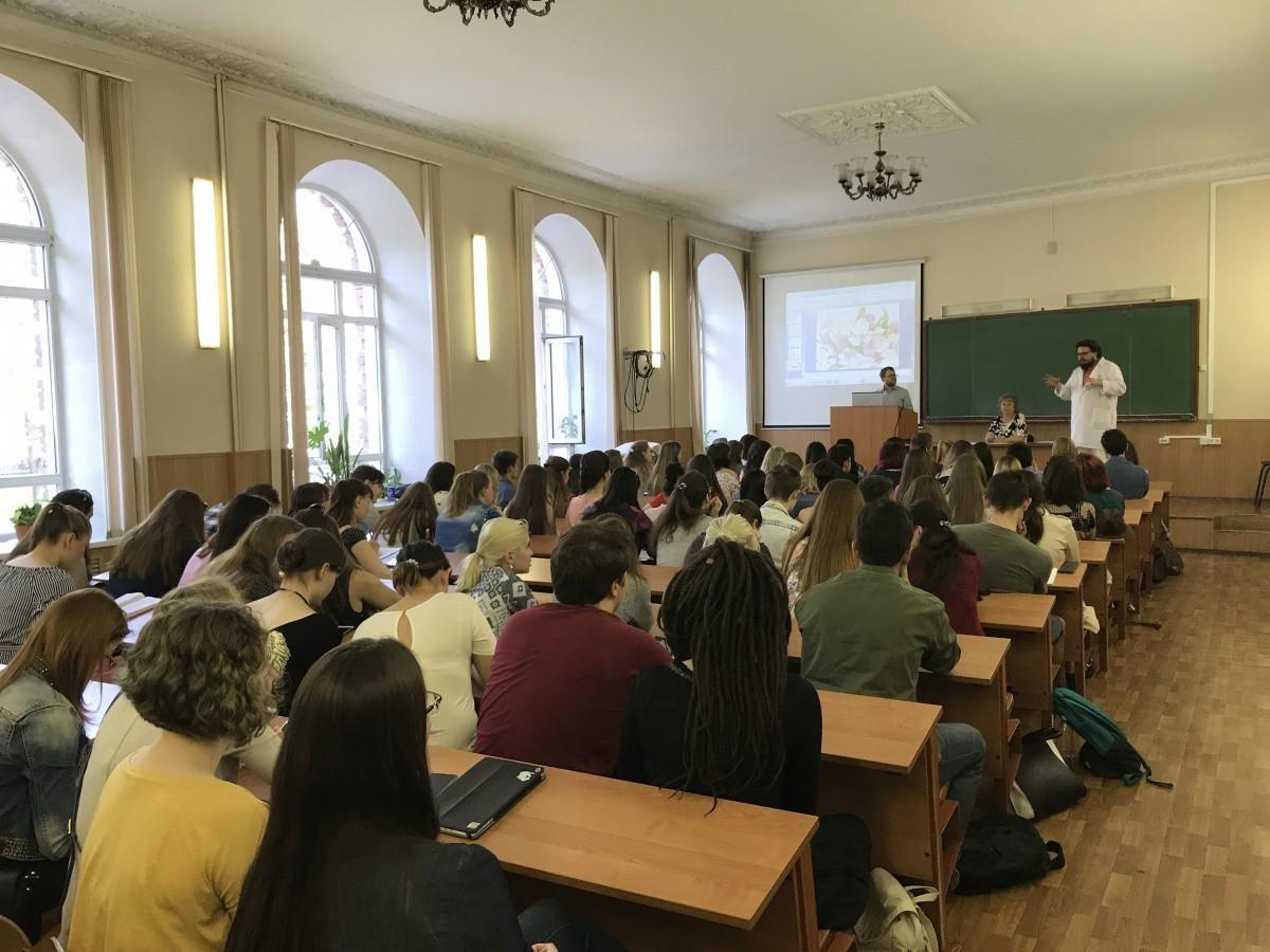 Молодые фармацевты представили доклады и поделились опытом