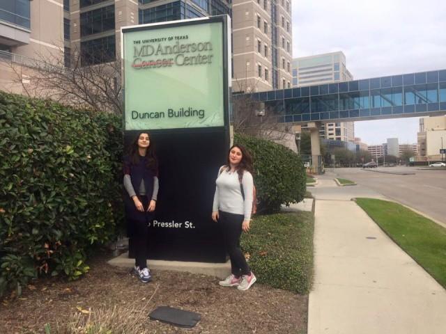 Студенты Бакинского филиала Сеченовского университета прошли практику в США