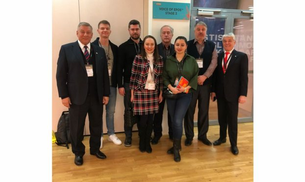 Sechenov University participated in the European Congress of Radiology-2018