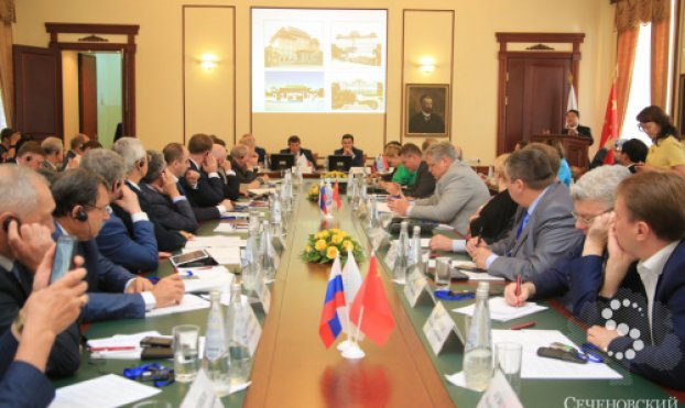 Key issues of Sino-Russian medical education and prospects of mutual cooperation were discussed in Saratov
